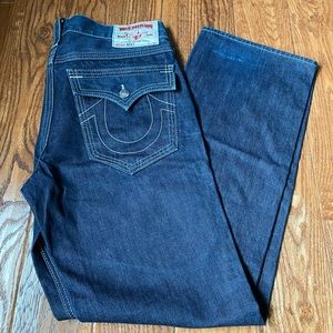 "MENS TRUE RELIGION JEANS STYLE ""RICKY"""
